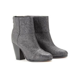 Authentic Rag & Bone Leather Booties